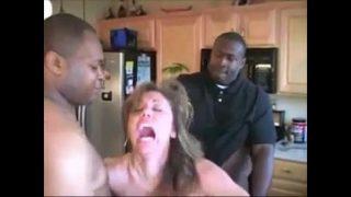 , Interracial no one can hear you screaming, SexOnTape Porn Video Tube
